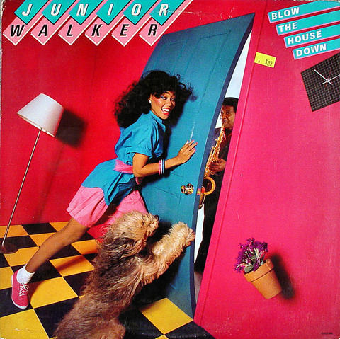 "Junior Walker Vinyl 12"" (Used)"