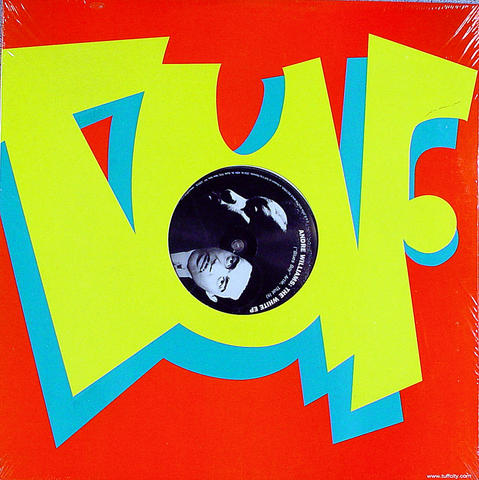 "Andre Williams Vinyl 12"" (New)"