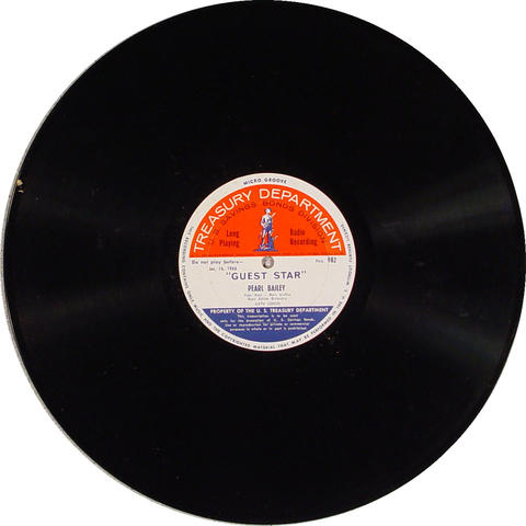 "Guest Star Vinyl 12"" (Used)"