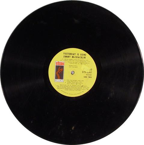 "Jimmy McCracklin Vinyl 12"" (Used)"