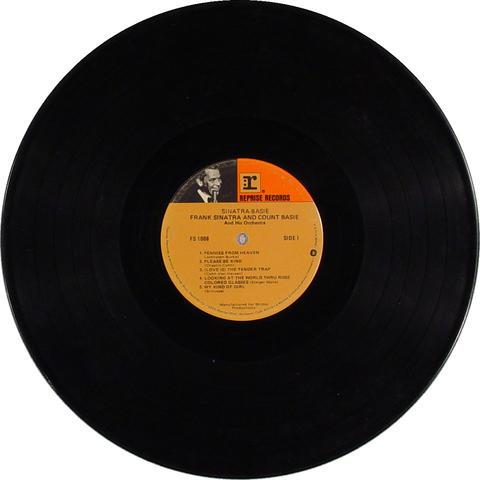 """Sinatra/Basie Vinyl 12"""" (Used)"""