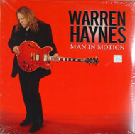 "Warren Haynes Vinyl 12"" (New)"