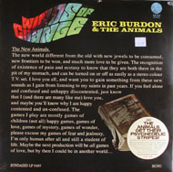 "Eric Burdon & The Animals Vinyl 12"" (New)"