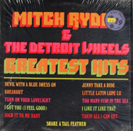 """Mitch Ryder and the Detroit Wheels Vinyl 12"""" (Used)"""