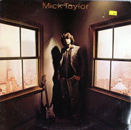 "Mick Taylor Vinyl 12"" (Used)"