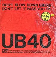 "UB40 Vinyl 12"" (New)"