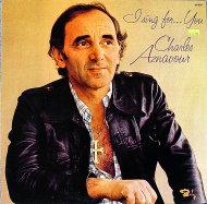 "Charles Aznavour Vinyl 12"" (Used)"