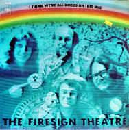 "The Firesign Theatre Vinyl 12"" (Used)"