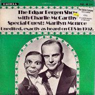 "Edgar Bergen Vinyl 12"" (Used)"