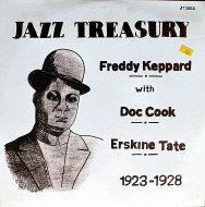 """Jazz Treasury 1923-1928 Vinyl 12"""" (Used)"""