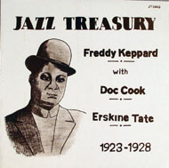 "Freddy Keppard Vinyl 12"" (New)"