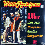 "Willie Rodriguez Vinyl 12"" (New)"
