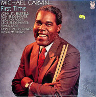 "Michael Carvin Vinyl 12"" (New)"