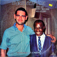 """Chris Clifton And His New Orleans All-Stars Vinyl 12"""" (New)"""