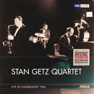 "Stan Getz Quartet Vinyl 12"" (New)"