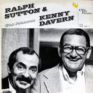 "Ralph Sutton & Kenny Davern Vinyl 12"" (Used)"