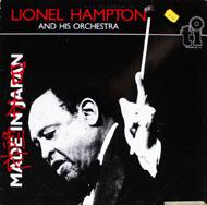 """Lionel Hampton & His Orchestra Vinyl 12"""" (Used)"""
