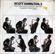 "Scott Hamilton Vinyl 12"" (Used)"