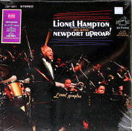 "Lionel Hampton And His All-Star Alumni Big Band Vinyl 12"" (New)"