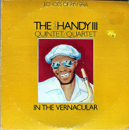 "The John Handy III Quintet/Quartet Vinyl 12"" (Used)"