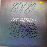 """Pat Methens Vinyl 12"""" (Used)"""