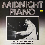 "Midnight Piano Vinyl 12"" (Used)"