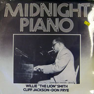 "Midnight Piano Vinyl 12"" (New)"