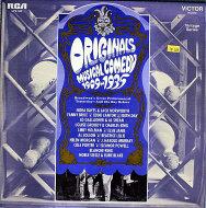 "Originals Musical Comedy 1909-1935 Vinyl 12"" (Used)"