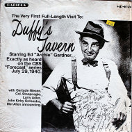 "Duffy's Tavern Vinyl 12"" (Used)"