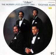 "The Modern Jazz Quartet 1984 - Together Again Vinyl 12"" (Used)"