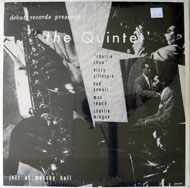 "The Quintet Vinyl 12"" (New)"