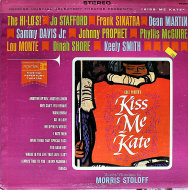 "Cole Porter's: Kiss Me Kate Vinyl 12"" (Used)"