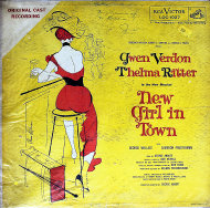 "The New Musical: New Girl In Town Vinyl 12"" (Used)"