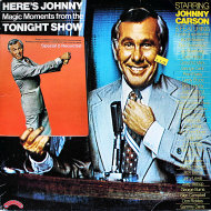 "Here's Johnny: Magic Moments From The Tonight Show Vinyl 12"" (Used)"