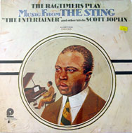 "The Ragtimers Vinyl 12"" (New)"