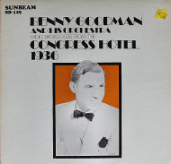 "Benny Goodman and His Orchestra Vinyl 12"" (Used)"