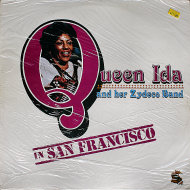 "Queen Ida & Her Zydeco Band Vinyl 12"" (New)"