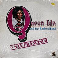 """Queen Ida & Her Zydeco Band Vinyl 12"""" (New)"""