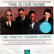 "The Ornette Coleman Quartet Vinyl 12"" (New)"