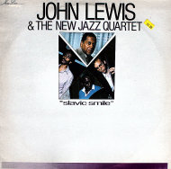 "John Lewis & The New Jazz Quartet Vinyl 12"" (Used)"