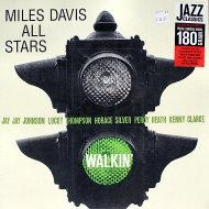 "Miles Davis All-Stars Vinyl 12"" (New)"