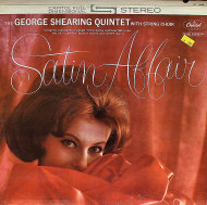 "The George Shearing Quintet With Strings Vinyl 12"" (Used)"