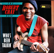 "The Robert Cray Band Vinyl 12"" (Used)"