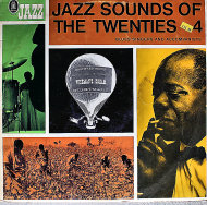 "Jazz Sounds Of The Twenties 4 Vinyl 12"" (Used)"