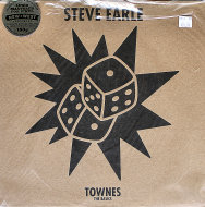 "Steve Earle Vinyl 12"" (New)"