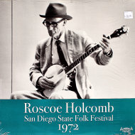 "Roscoe Holcomb Vinyl 12"" (New)"