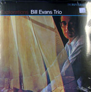 "Bill Evan Trio Vinyl 12"" (New)"