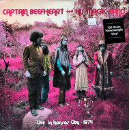 "Captain Beefheart and His Magic Band Vinyl 12"" (New)"
