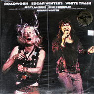 "Edgar Winter's White Trash Vinyl 12"" (New)"