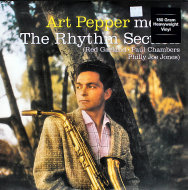 "Art Pepper Vinyl 12"" (New)"